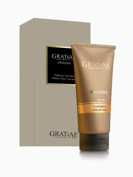 Facial Cleanser for Men F27