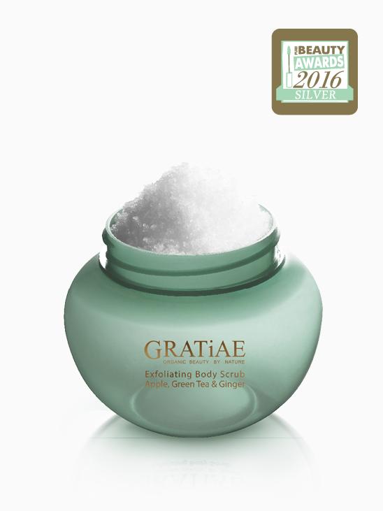 Exfoliating Salt Scrub - Apple, Green Tea and Ginger F6a