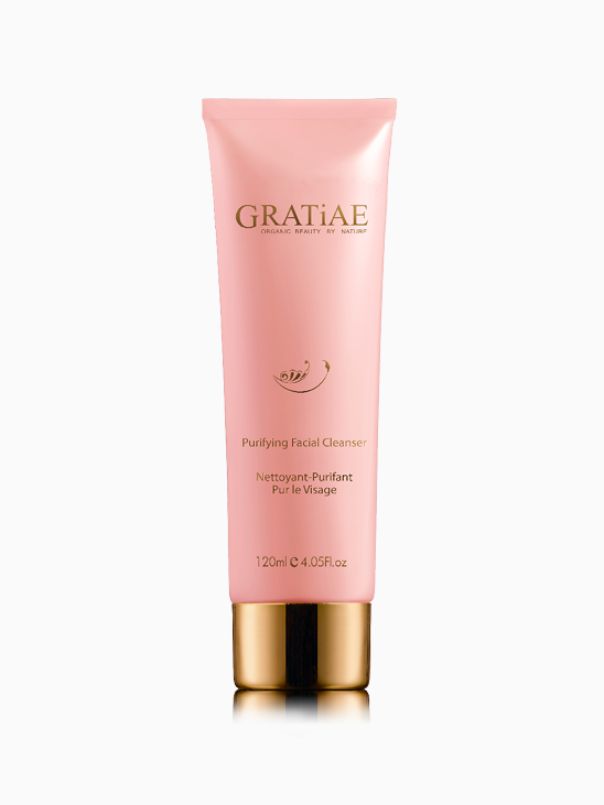 Purifying Exfoliating Facial Cleanser Gel F7